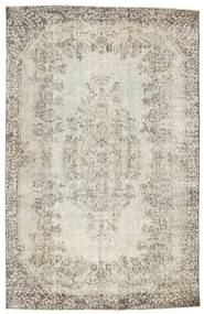 Colored Vintage Rug 175X274 Authentic  Modern Handknotted Light Grey/Dark Beige (Wool, Turkey)