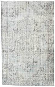 Colored Vintage Rug 175X282 Authentic  Modern Handknotted Light Grey/Beige (Wool, Turkey)