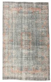 Colored Vintage Rug 166X287 Authentic  Modern Handknotted Light Grey (Wool, Turkey)