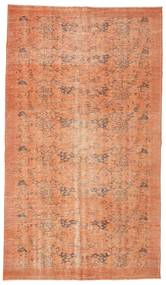 Colored Vintage Rug 162X282 Authentic  Modern Handknotted Light Brown/Light Pink (Wool, Turkey)
