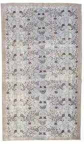 Colored Vintage Rug 155X264 Authentic  Modern Handknotted Light Grey (Wool, Turkey)