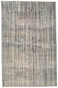 Colored Vintage Rug 170X264 Authentic  Modern Handknotted Light Grey/Dark Grey (Wool, Turkey)