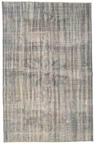 Colored Vintage Rug 170X264 Authentic  Modern Handknotted Light Grey/Dark Grey (Wool, Turkey)