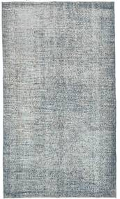 Colored Vintage Rug 168X295 Authentic  Modern Handknotted (Wool, Turkey)