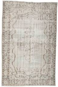 Colored Vintage Rug 177X272 Authentic  Modern Handknotted Light Grey (Wool, Turkey)