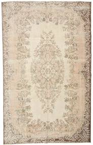 Colored Vintage Rug 177X283 Authentic  Modern Handknotted Beige/Light Grey (Wool, Turkey)