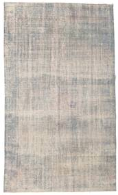 Colored Vintage Rug 171X292 Authentic  Modern Handknotted Light Grey (Wool, Turkey)