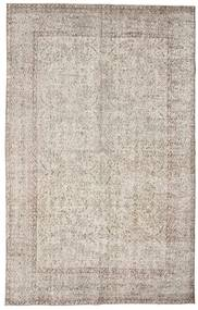 Colored Vintage Rug 181X284 Authentic  Modern Handknotted Light Grey (Wool, Turkey)