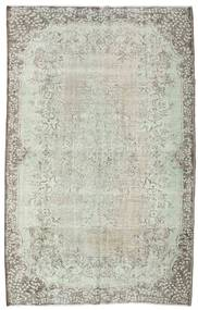 Colored Vintage Rug 177X276 Authentic  Modern Handknotted Light Grey/Beige (Wool, Turkey)
