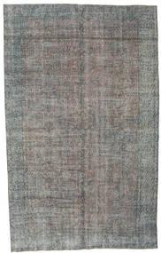 Colored Vintage Rug 177X290 Authentic  Modern Handknotted Dark Grey/Light Grey (Wool, Turkey)