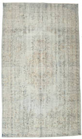 Colored Vintage Rug 177X297 Authentic  Modern Handknotted Light Grey (Wool, Turkey)