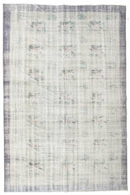 Colored Vintage Rug 172X255 Authentic  Modern Handknotted Light Grey (Wool, Turkey)