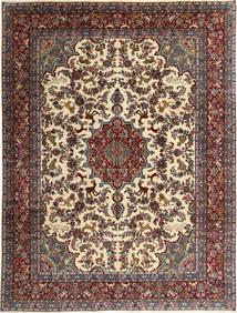 Hamadan Shahrbaf Pictorial Rug 262X348 Authentic  Oriental Handknotted Dark Brown/Light Brown Large (Wool, Persia/Iran)
