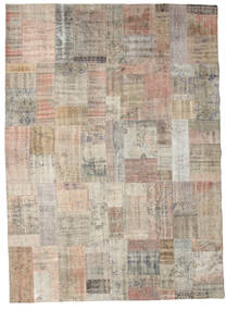 Patchwork Rug 253X351 Authentic  Modern Handknotted Large (Wool, Turkey)