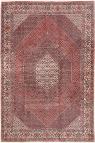 Bidjar Rug 200X298 Authentic  Oriental Handknotted Brown/Dark Red (Wool, Persia/Iran)