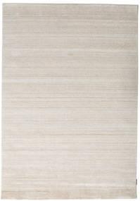 Bamboo Silk Loom - Beige Rug 160X230 Modern Light Grey ( India)
