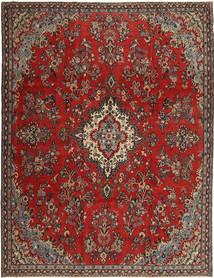 Hamadan Patina Rug 252X335 Authentic  Oriental Handknotted Dark Red/Rust Red Large (Wool, Persia/Iran)