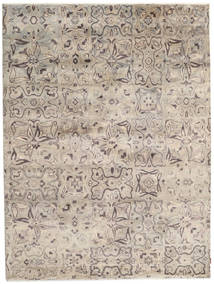 Himalaya Rug 226X302 Authentic  Modern Handknotted Light Grey (Wool, India)