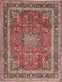 Mashad Rug 250X338 Authentic  Oriental Handknotted Dark Red/Dark Brown Large (Wool, Persia/Iran)