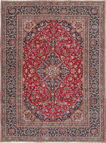Kashmar Patina Rug 240X334 Authentic  Oriental Handknotted Dark Brown/Light Grey (Wool, Persia/Iran)