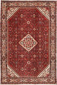 Hamadan Patina Rug 212X324 Authentic  Oriental Handknotted Dark Red (Wool, Persia/Iran)