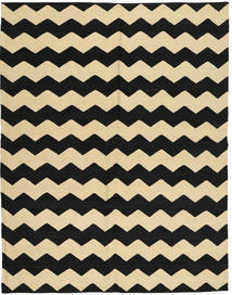 Kilim Modern Rug 184X235 Authentic  Modern Handknotted Black/Light Brown/Beige (Wool, Afghanistan)
