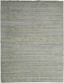 Mazic - Green_Grey Rug 300X390 Authentic Modern Handknotted Light Grey/Dark Grey Large (Wool, India)