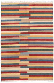 Kilim Rug 100X148 Authentic  Oriental Handwoven (Wool, Persia/Iran)