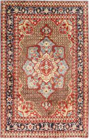 Koliai Rug 198X308 Authentic  Oriental Handknotted Dark Red/Dark Brown (Wool, Persia/Iran)