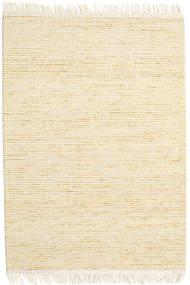 Medium Drop - Yellow Mix Rug 160X230 Authentic  Modern Handwoven Yellow/Beige (Wool, India)
