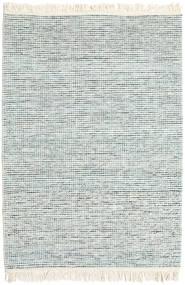 Medium Drop - Blue Mix Rug 160X230 Authentic  Modern Handwoven Light Grey/Beige (Wool, India)