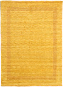 Handloom Gabba - Gold Rug 210X290 Modern Yellow/Orange (Wool, India)