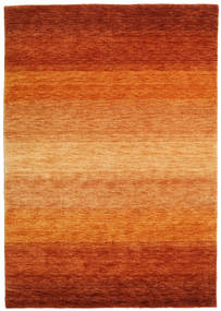 Gabbeh Rainbow - Rust Rug 140X200 Modern Orange/Rust Red/Light Brown (Wool, India)