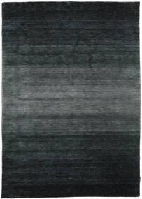 Gabbeh Rainbow - Grey Rug 160X230 Modern Black/Dark Grey (Wool, India)