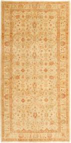 Ziegler Rug 151X313 Authentic  Oriental Handknotted Dark Beige/Light Brown (Wool, Pakistan)