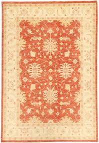 Ziegler Rug 167X248 Authentic  Oriental Handknotted Orange/Beige (Wool, Pakistan)
