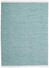 Diamond Wool - Blue Rug 210X290 Authentic  Modern Handwoven Light Blue/Dark Turquoise   (Wool, India)