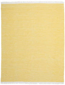 Diamond Wool - Yellow Rug 240X300 Authentic Modern Handwoven Yellow/Dark Beige (Wool, India)