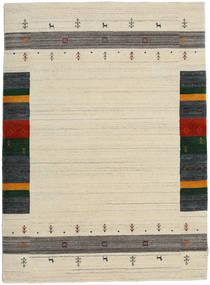 Loribaf Loom Designer - Beige Rug 140X200 Modern Dark Beige/Beige (Wool, India)