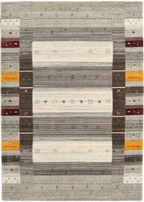 Loribaf Loom Designer Rug 160X230 Modern Light Grey/Dark Grey (Wool, India)