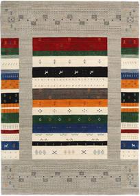 Loribaf Loom Designer - Grey/Multi Rug 160X230 Modern Light Grey/Beige (Wool, India)