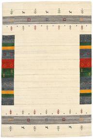 Loribaf Loom Designer - Beige Rug 120X180 Modern Beige/Dark Beige (Wool, India)