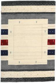 Loribaf Loom Designer Rug 120X180 Modern Beige/Dark Grey (Wool, India)