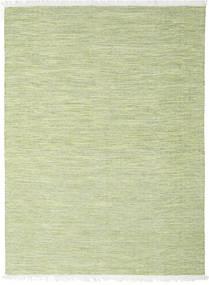 Diamond Wool - Green Rug 210X290 Authentic  Modern Handwoven Light Green (Wool, India)