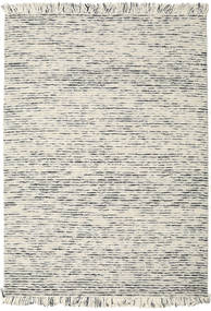 Dolly Multi - Mixed Grey Rug 210X290 Authentic  Modern Handwoven Dark Beige/Light Grey (Wool, India)