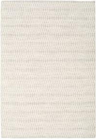 Kilim Long Stitch - Beige Rug 160X230 Authentic  Modern Handwoven Light Grey/Beige (Wool, India)