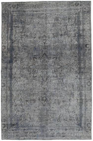 Colored Vintage Rug 170X263 Authentic  Modern Handknotted Dark Grey/Blue (Wool, Pakistan)