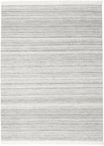 Diamond Wool - Grey Rug 210X290 Authentic  Modern Handwoven Light Grey (Wool, India)