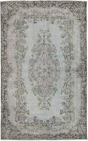 Colored Vintage Rug 169X272 Authentic  Modern Handknotted Dark Grey/Light Grey (Wool, Turkey)