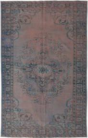Colored Vintage Rug 170X276 Authentic  Modern Handknotted Dark Brown/Dark Grey (Wool, Turkey)